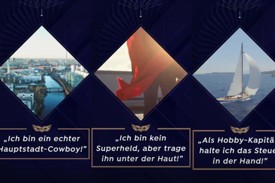Diese drei Hinweise gab ProSieben über Instagram bekannt. (Bildmontage)
