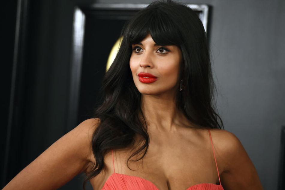 """Die Schauspielerin Jameela Jamil (32) spielt in der Sitcom """"The Good Place""""."""