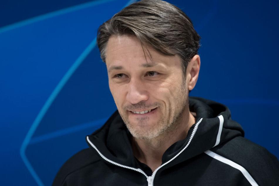 Bayern-Trainer Niko Kovac und seine Spieler müssen sich in Liverpool beweisen.