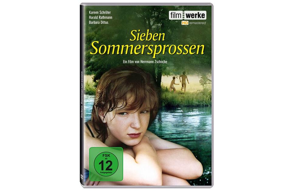 """Kult-Regisseur Herrmann Zschoche (84) drehte mit """"Sieben Sommersprossen"""" einen der erfolgreichsten DEFA-Filme. Allein 1978 sahen 1,2 Millionen die Sommerliebelei."""