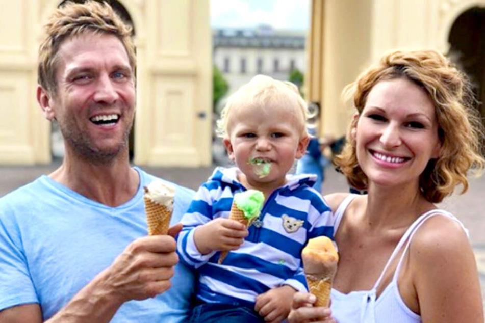 Peer Kusmagk (43) und Janni Hönscheid (28) erwarten ihr zweites Baby.