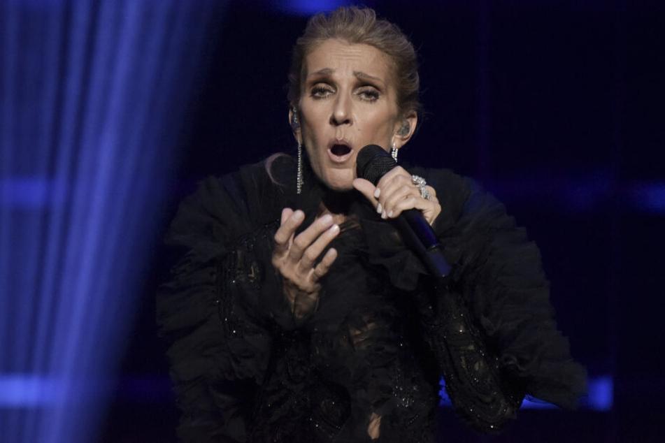 Sängerin Céline Dion (51).