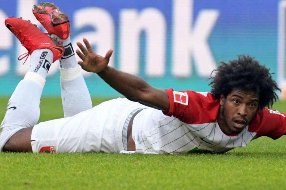 Nach 22 Tagen: Augsburgs Caiuby taucht wieder auf, doch nicht auf dem Fußballfeld!