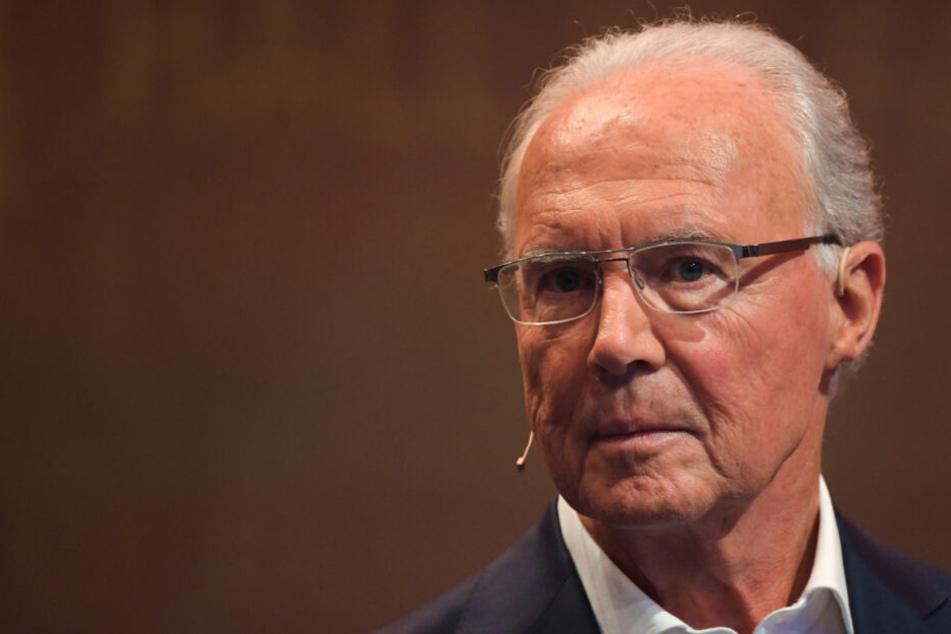 Franz Beckenbauer soll große gesundheitliche Probleme haben.