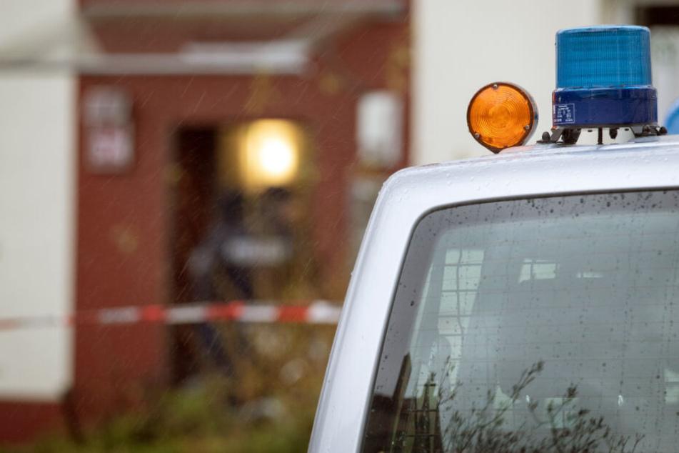 Als die Polizei ankam hatte sich die Lage bereits beruhigt. (Symbolbild)