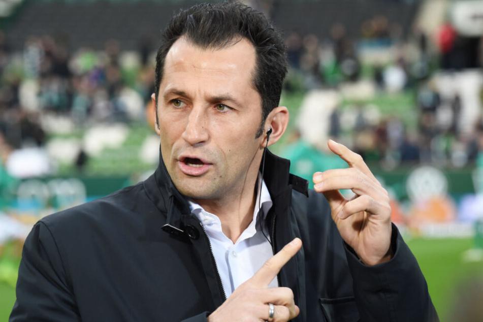 Hasan Salihamidzic hat sich nach der Verletzung von Leroy Sané geäußert.
