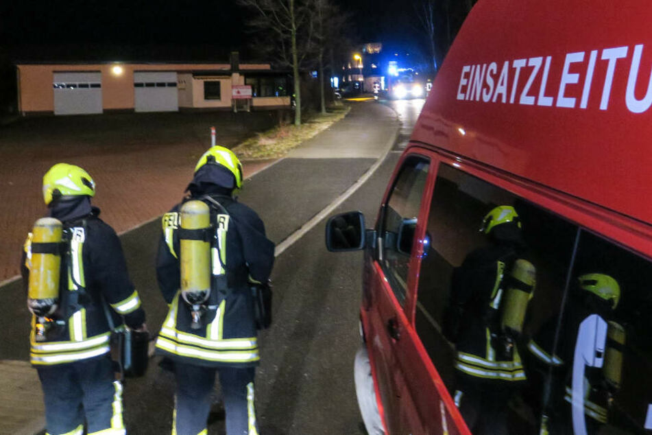 Gas-Alarm in Imbiss: Feuerwehreinsatz in Schwarzenberg