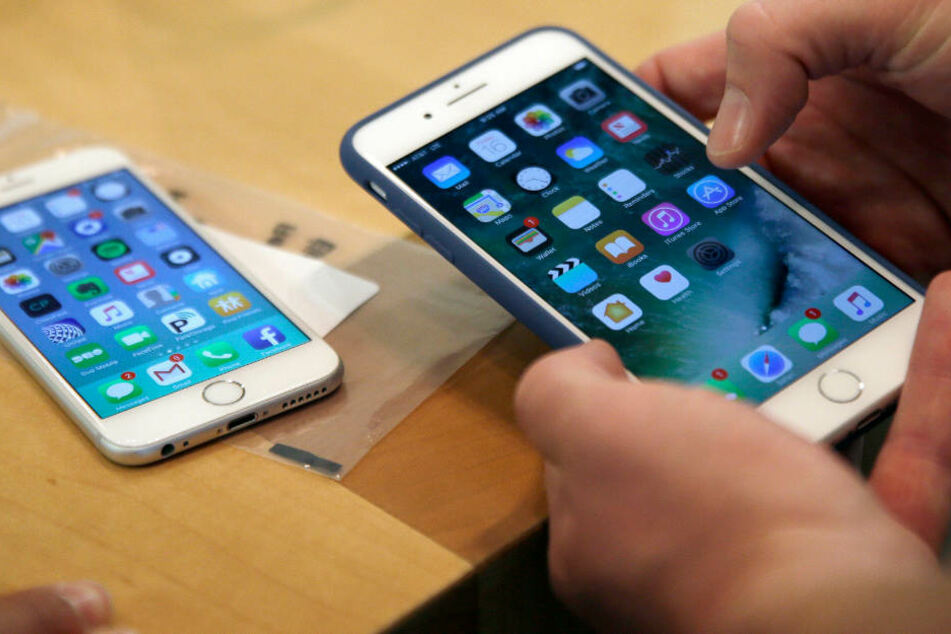 Zwischen Apple und Qualcomm tobt ein erbitterter Patentstreit. (Symbolbild)