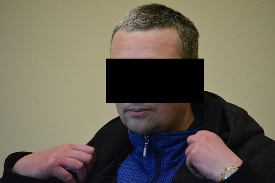 Wird Jan J. (31) rückfällig, muss er wieder vor Gericht.