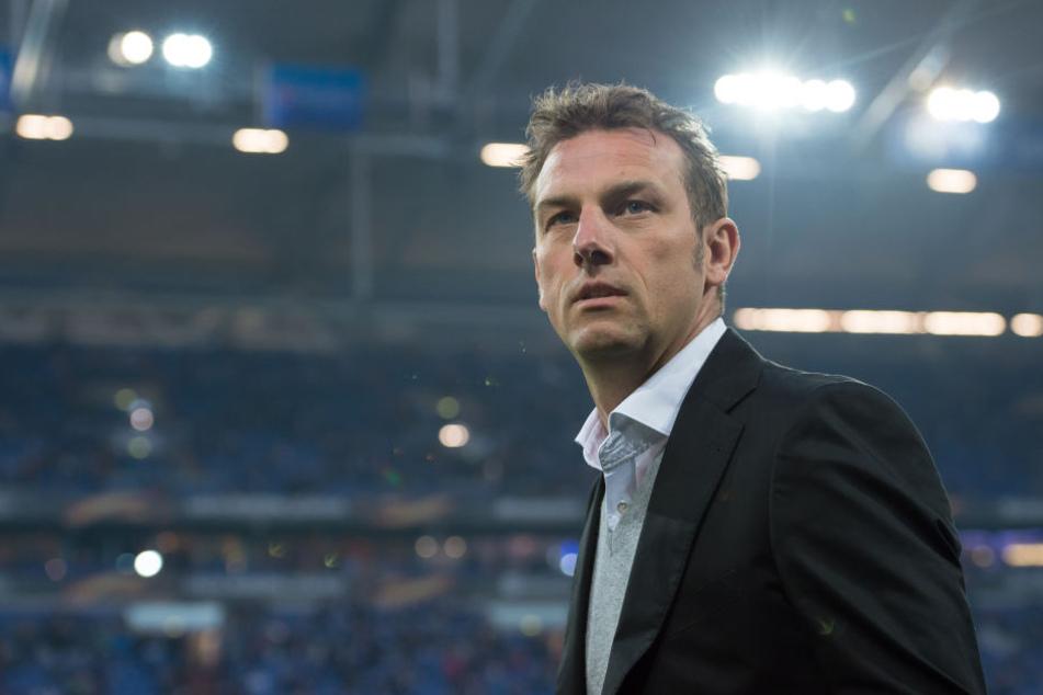 Fussball: Markus Weinzierl in Schalke vor dem Aus