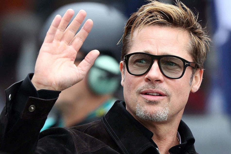Brad Pitt stellte sich bereits in den 1990er Jahren gegen Harvey Weinstein.