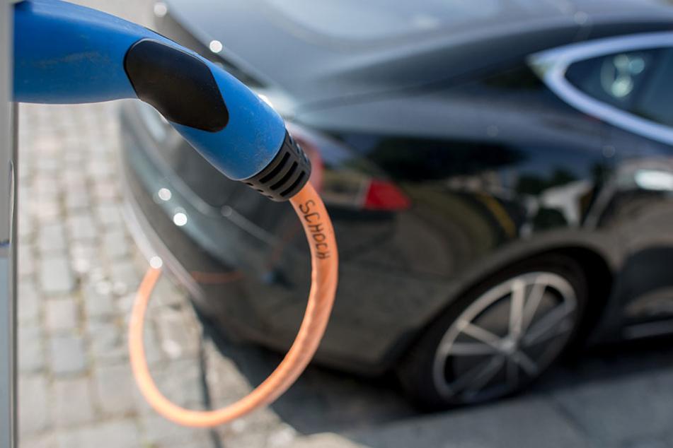 Mit der Verbesserung des Netzes an Ladestationen will das Land Anreize für den Umstieg auf Elektrofahrzeuge setzen.