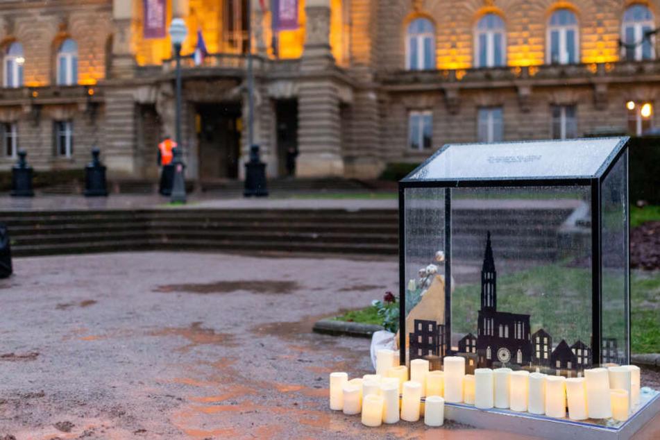Heute vor einem Jahr: Terror-Anschlag auf Weihnachtsmarkt in Straßburg