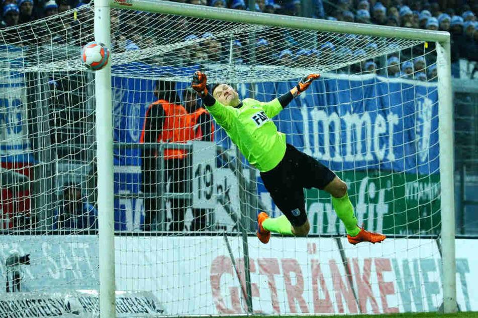 Geballte Erfahrung: Jan Glinker verstärkt den FC Energie Cottbus.