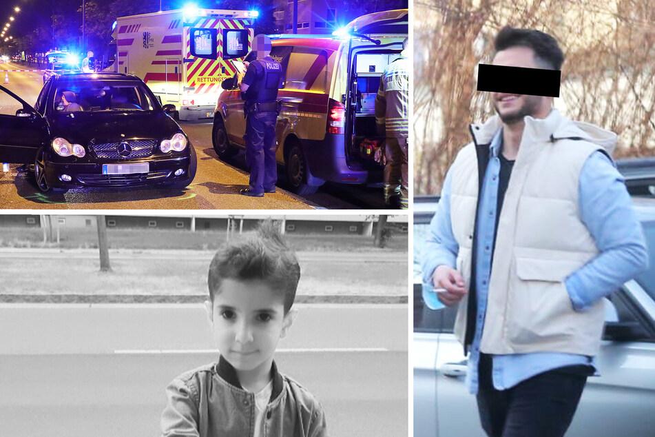 Ali (†6) bei Autorennen durch Dresden getötet: Haftbefehl für zweiten Raser!