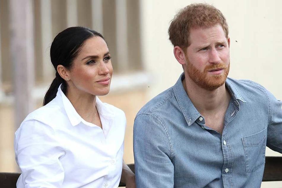 Harry (34) und Meghan (37) wollen nicht, dass ihr Kind unter den neugierigen Blicken von Touristen und Paparazzi aufwächst und verlassen deshalb London.
