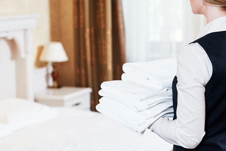 Welche Gegenstände klauen Hotelgäste am liebsten? (Symbolbild).