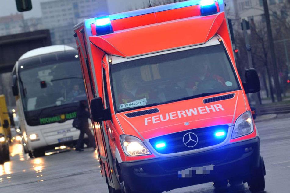 Für einen Deutschen endete der Konflikt im Krankenhaus. (Symbolbild)
