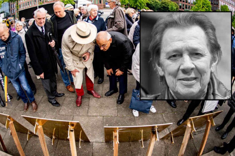 Hamburg: Jan Fedder (†64): Dieser Platz soll künftig an ihn erinnern
