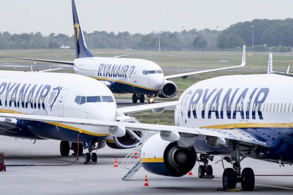 Streik Bei Ryanair Diese Flüge Fallen In Hamburg Aus