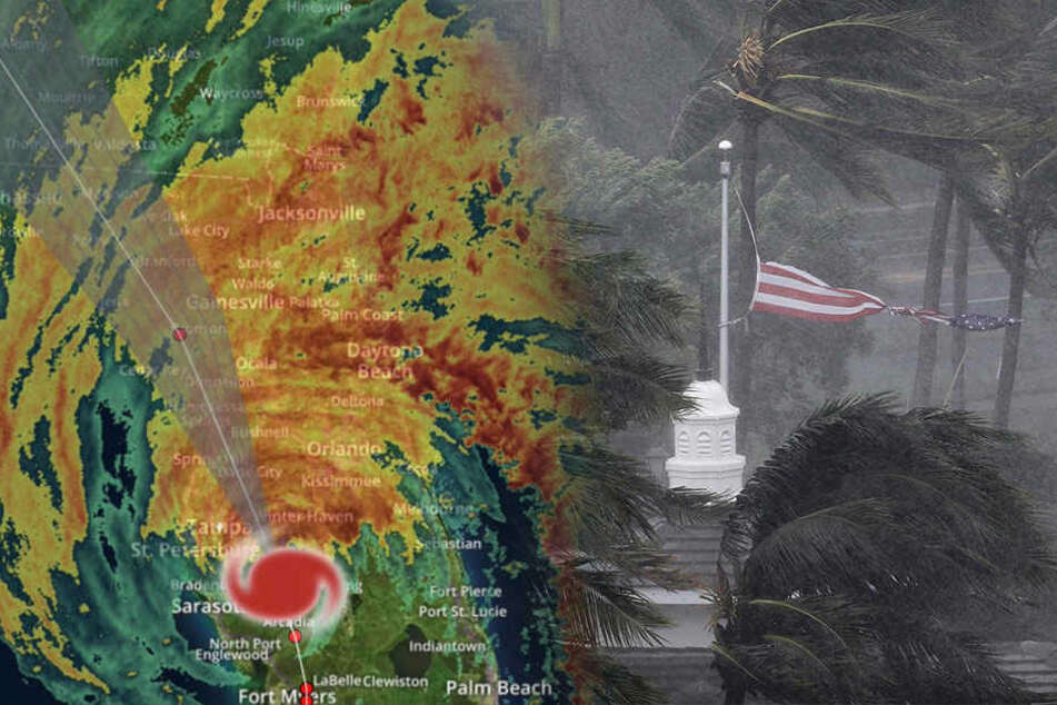 "In Zahlen und Fakten: So hart traf Hurrikan ""Irma"" Florida"