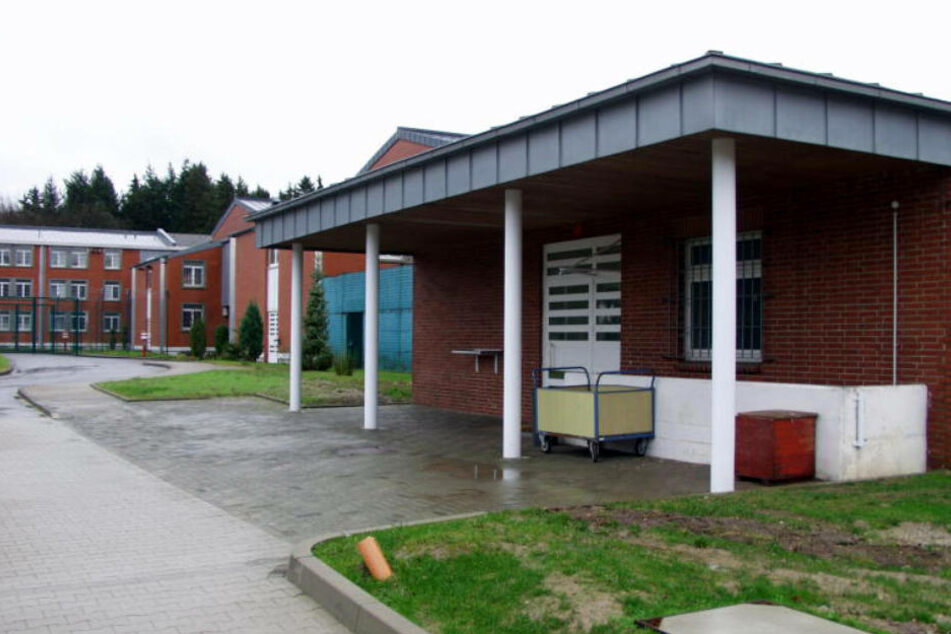 Immer wieder kommt es zu Zwischenfällen in der Abschiebehaftanstalt in Büren.