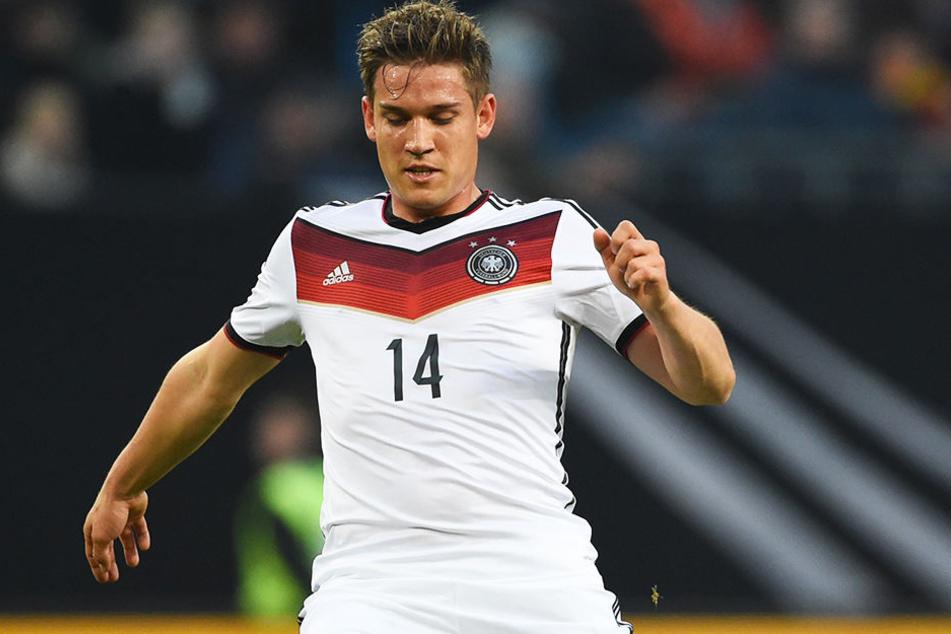 Bestritt am 13. Mai 2014 sein einziges Länderspiel für die deutsche Nationalmannschaft: Hannover-96-Defensivmann Oliver Sorg.