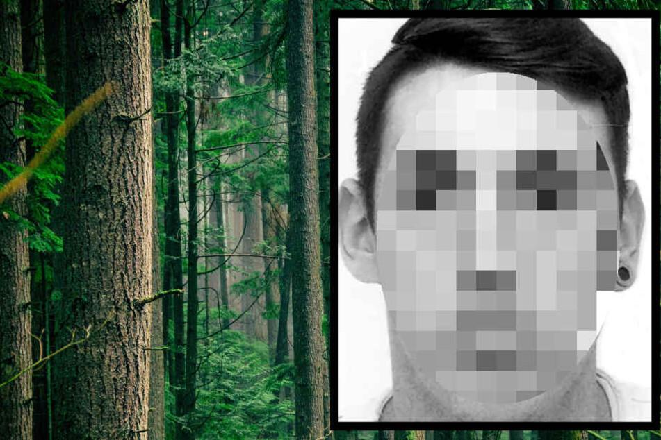 Wurde Tom-Justin (†19) erstochen und von vier Männern im Wald vergraben?