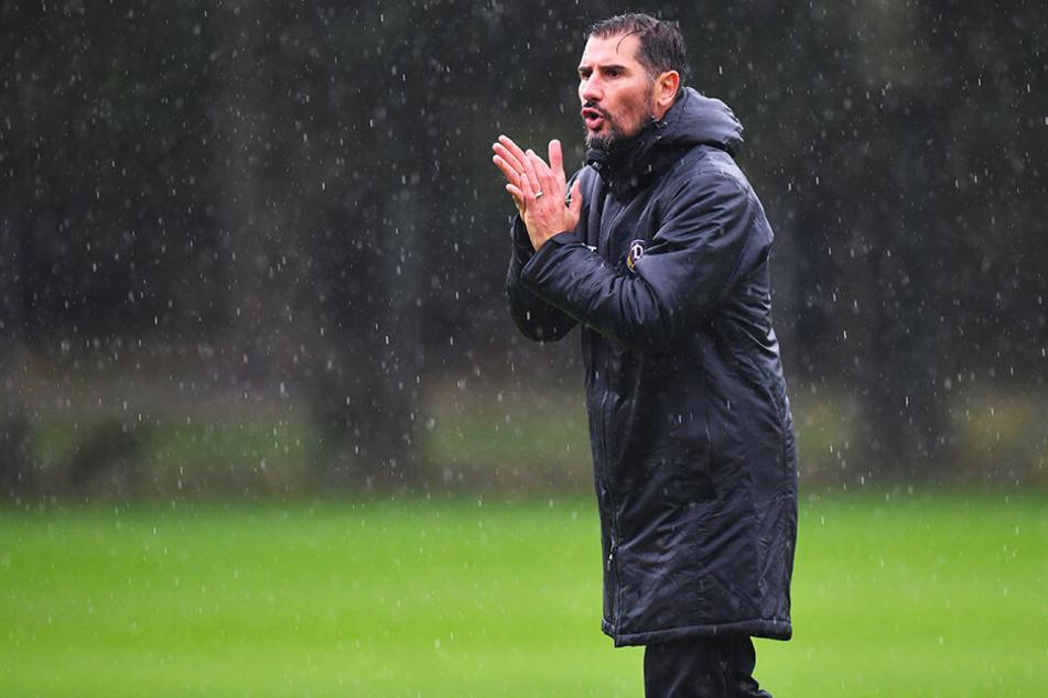 Dynamo-Coach Cristian Fiel trifft mit Union auf seinen alten Verein, für den er als Spieler eineinhalb Jahre aktiv war.