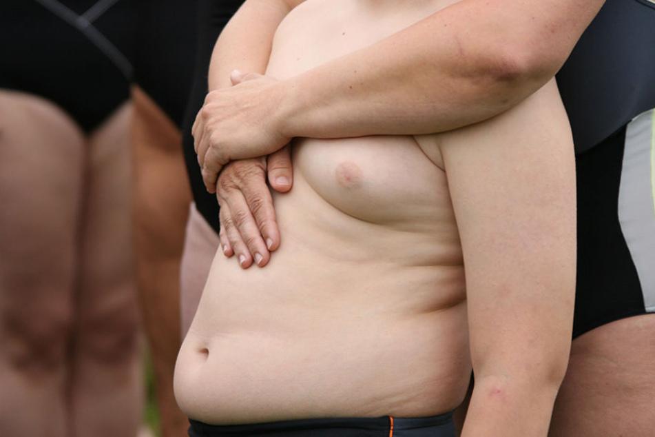 Jedes siebte Kind in Deutschland ist zu dick! (Symbolbild)