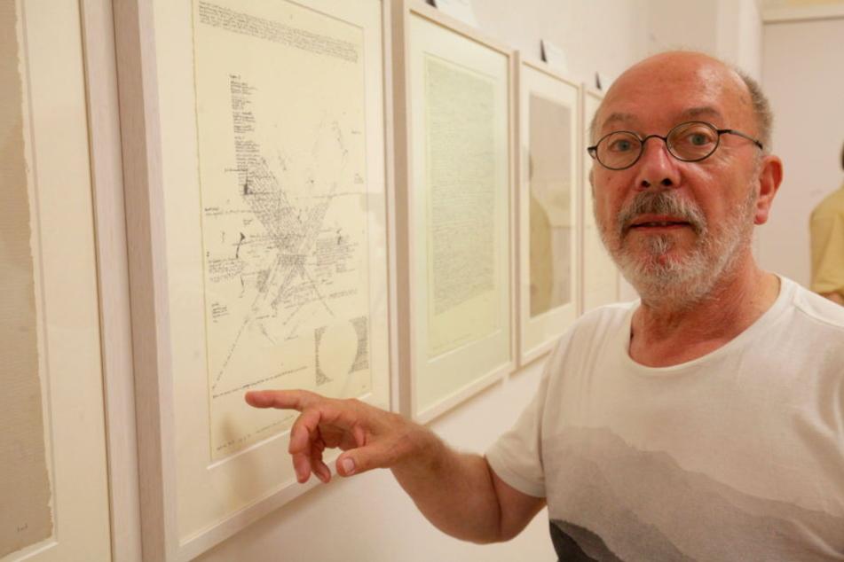 Ob die Schau 2019 in Chemnitz steigt? Darüber sollten auch hiesige Kreative mitreden, findet Künstler Thomas Ranft.