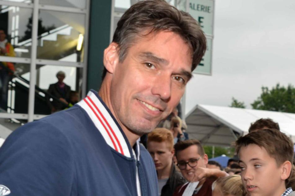 Die Gerry Weber Open sind für den ehemaligen Tennisprofi Michael Stich ein ganz besonderes Turnier.