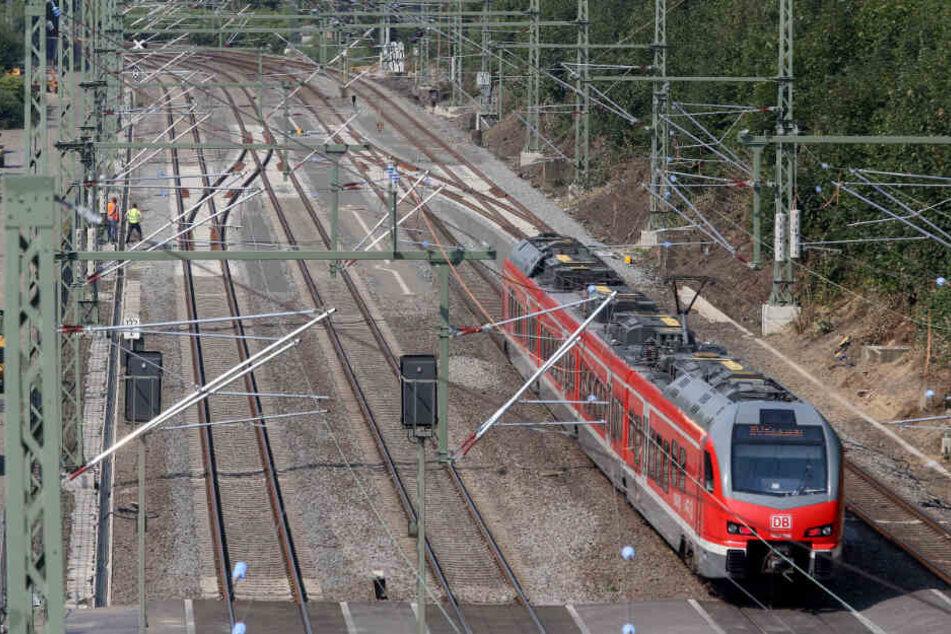 Deutsche Bahn: Sperrungen zwischen Mannheim und Karlsruhe sorgen für Chaos. (Symbolbild)