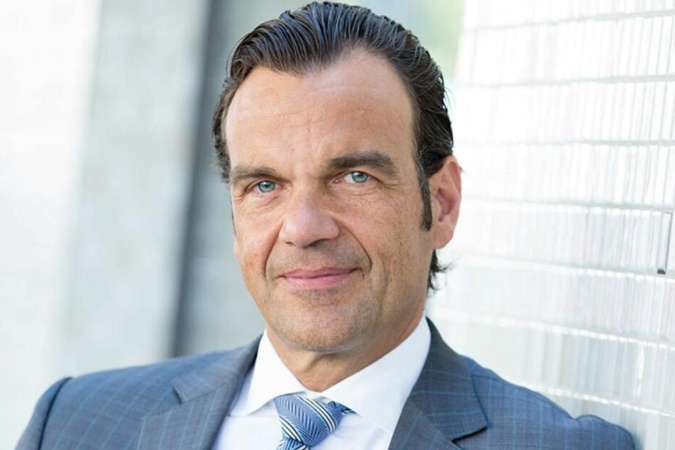 Christoph Gröner, Vorstandsvorsitzender und Gründer der CG-Gruppe, dessen Namensgeber er ist.