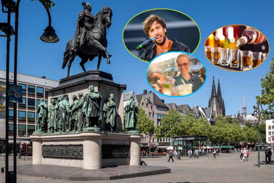 Hoch die Hände, Wochenende! Top-Events am Samstag in Köln