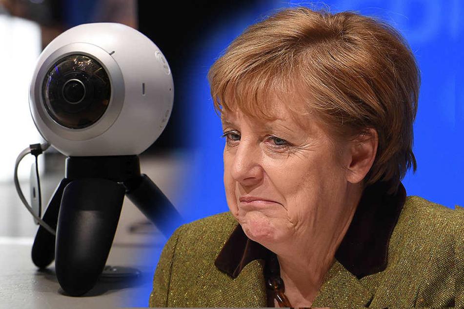 AngelaMerkel (62, CDU).
