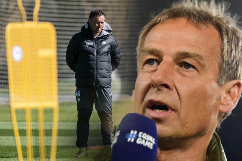 Jürgen Klinsmann wurde als Nachfolger von Pal Dardai in Verbindung gebracht.