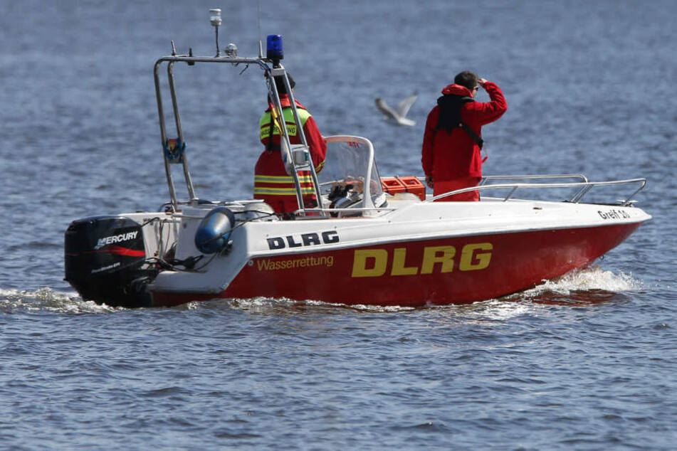 Im Sommer gibt es für die Küstenwache viel zu tun (Symbolbild).