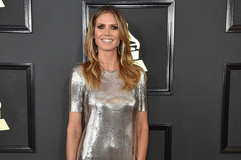 Heidi Klum (44) beweist es immer wieder: Das Alter kann ihrer Schönheit (bisher) nichts anhaben.