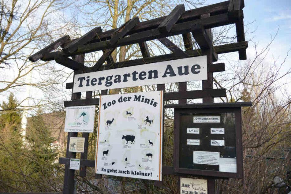 Der Zoo der Minis freut sich über seine prominenten Paten.