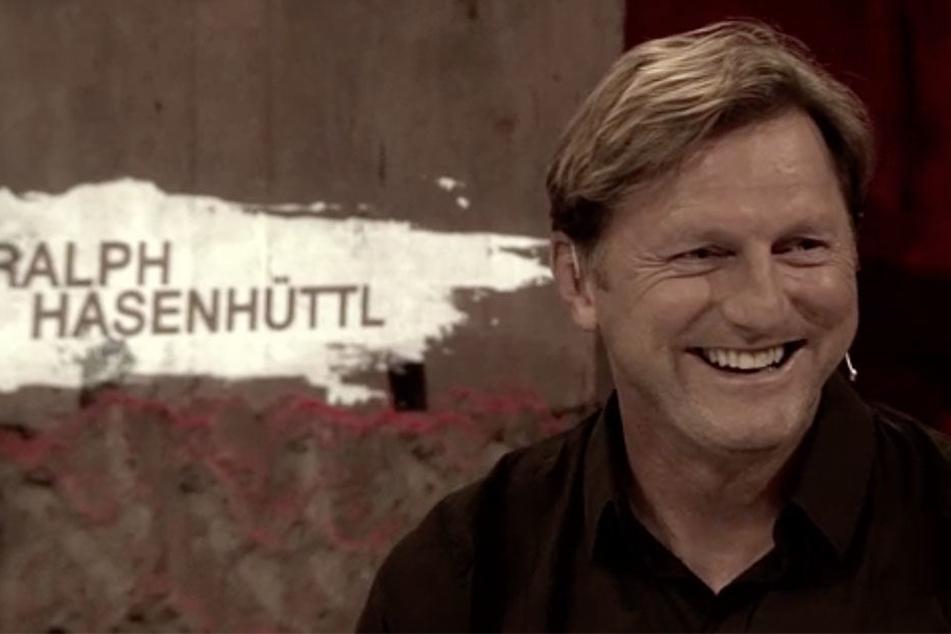 Er hat gut Lachen: RB-Trainer Ralph Hasenhüttl führte die Bullen schon im ersten Bundesliga-Jahr zur Vizemeisterschaft.
