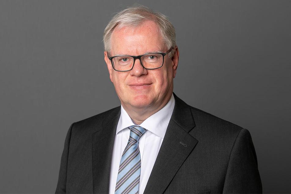 Hans-Joachim Brauns (59, CDU) ist wieder auf Platz eins für den Wahlkreis 1 (Altstadt).