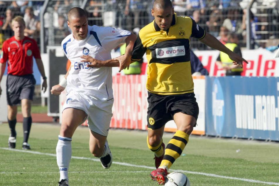 In seiner Zeit bei Borussia Dortmund wollte sich Delron Buckley (40) das Leben nehmen.