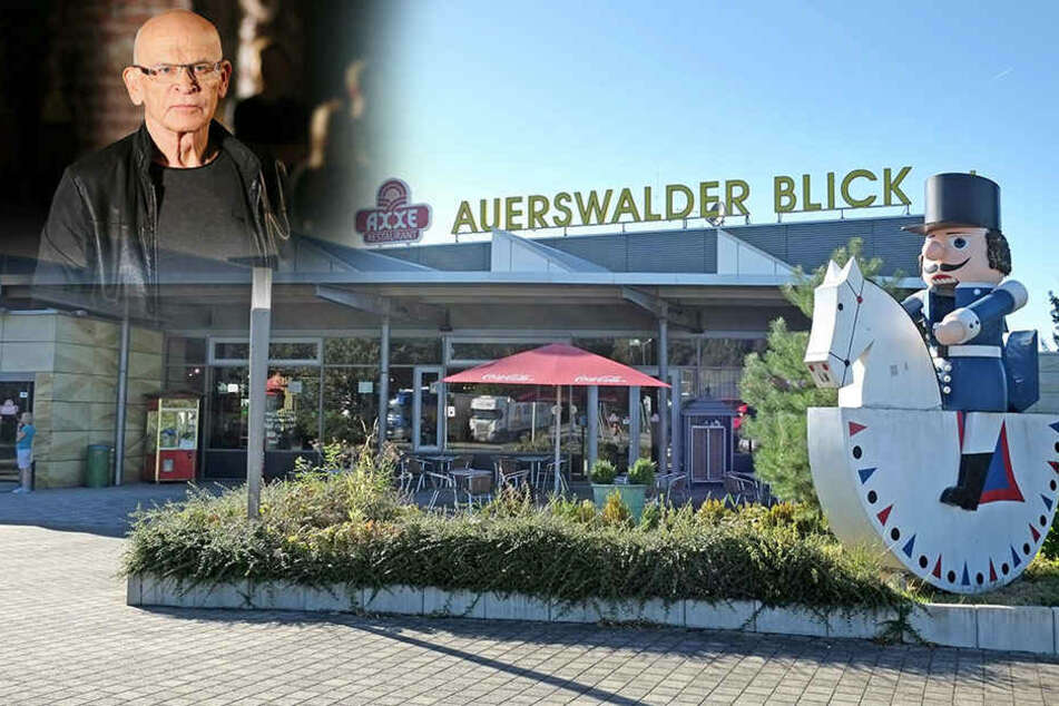 Das Team um Günther Wallraff (73) deckt erbärmliche Zustände bei Deutschlands einst besten Raststätte Auerswalder Blick auf.