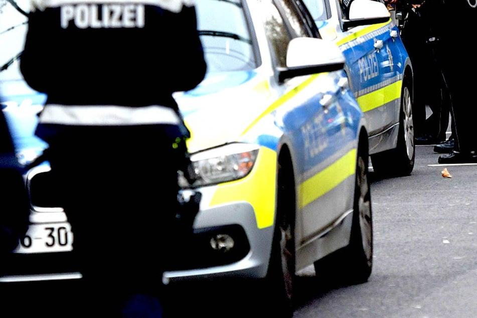 Die Polizei hat in Münster die Innenstadt abgesperrt.