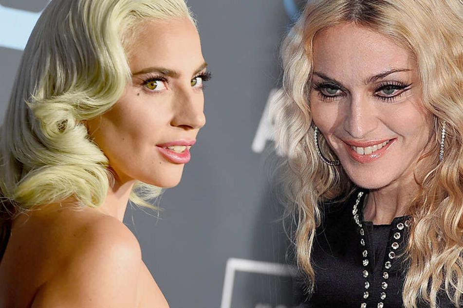 Lady Gaga und Madonna: Darum herrschte jahrelang Eiszeit zwischen den beiden