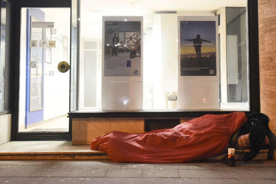 Zwei Berliner Clubs öffnen für Obdachlose. (Symbolbild)