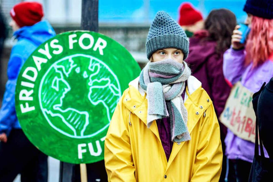 Greta Thunberg ist die Anführerin der weltweiten Klimabewegung (Symbolbild).