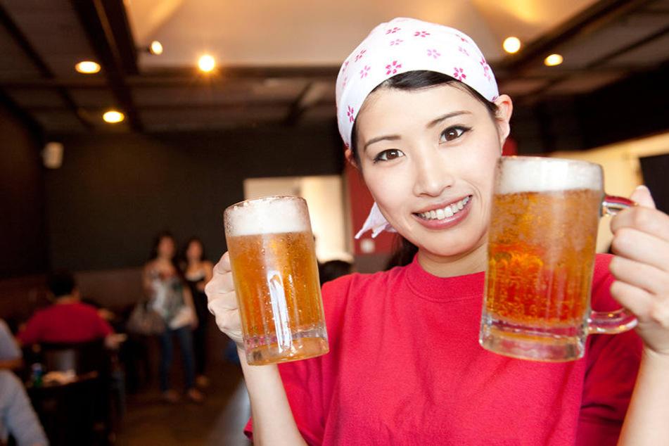 Sächsisches Bier wird in China immer beliebter