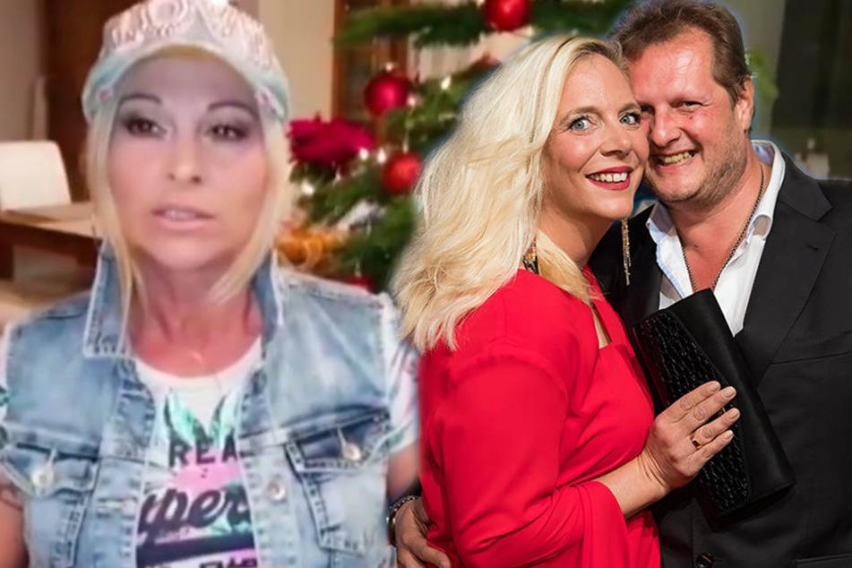 Freundin verrät: So feiert Daniela Büchner das erste Weihnachten ohne Malle-Jens